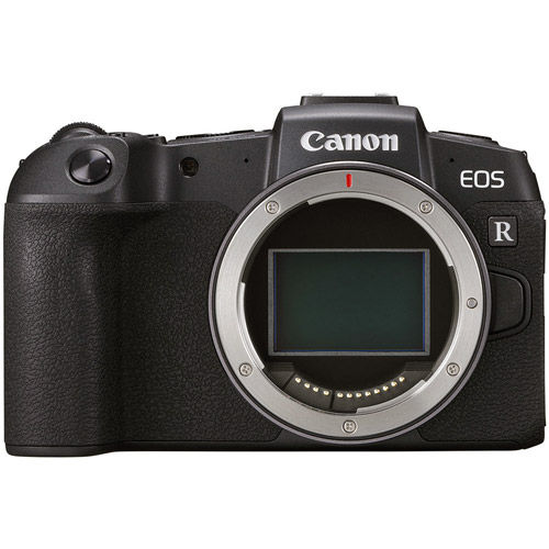 EOS RP Full Frame Mirrorless Camera Body
