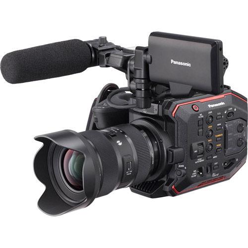 AU-EVA1 Compact 5.7K Super 35mm Cinema Camera -  Firmware VER.3.0
