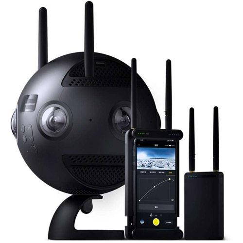 Camera TINPPR2/B Pro 2 Bundle Spherical Video with Far Sight Retail
