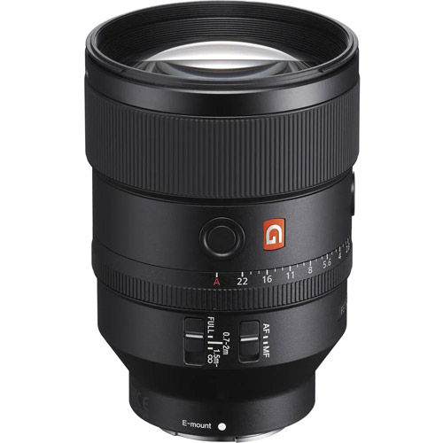 SEL FE 135mm f/1.8 GM E-Mount Lens