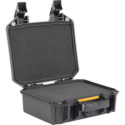 Vault V100 Small Case w/ Foam Insert (Black)