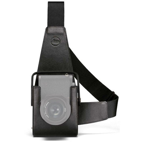 Q2 Holster, Black Leather