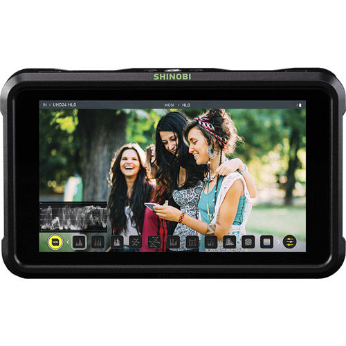 "5""  Shinobi SDI HDR Pro monitor"