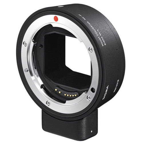 MC-21 CL Mount Converter (Canon EF Lens to L-Mount Body)