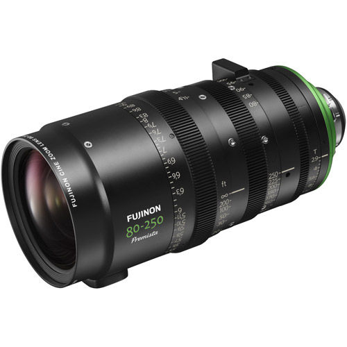 Premista 80-250MM T2.9 Full-Frame Zoom Lens