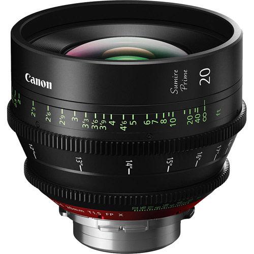 CN‐E20mmPLT1.5Sumire  Prime Lens PLMount
