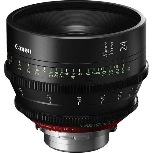 CN‐E24mmPLT1.5Sumire  Prime Lens PLMount