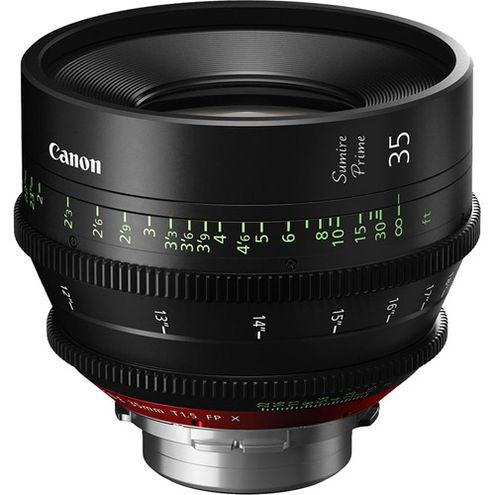 CN‐E35mmPLT1.5Sumire  Prime Lens PLMount