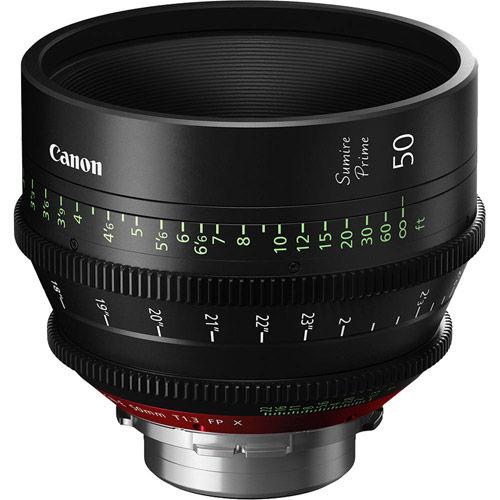 CN‐E50mmPLT1.3Sumire  Prime Lens PLMount