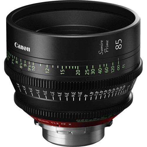 CN‐E85mmPLT1.3Sumire  Prime Lens PLMount