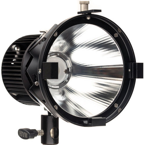 BUMBLE BEE 25-C Par Spot Omni-Color LED Light (w/ Reflector and Barn Doors)