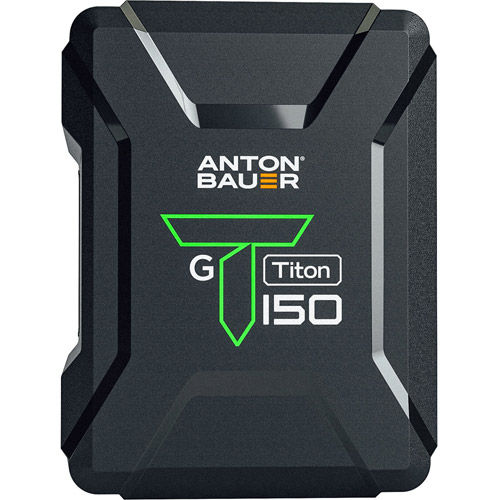 Titon Gold Mount Lithium Ion Battery, 14.4 volts 156Wh