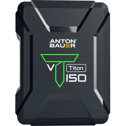 Titon V-Mount Lithium Ion Battery, 14.4 volts, 156Wh
