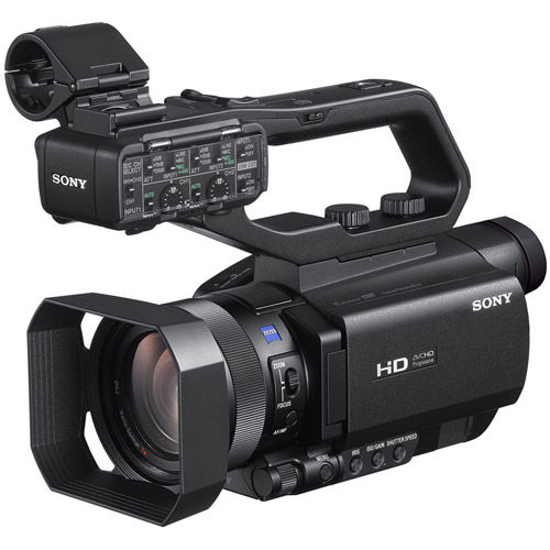 """HXR-MC88 Compact 1"""" (1.0-type) HD Camcorder with Fast Hybrid AF and 24x zoom"""