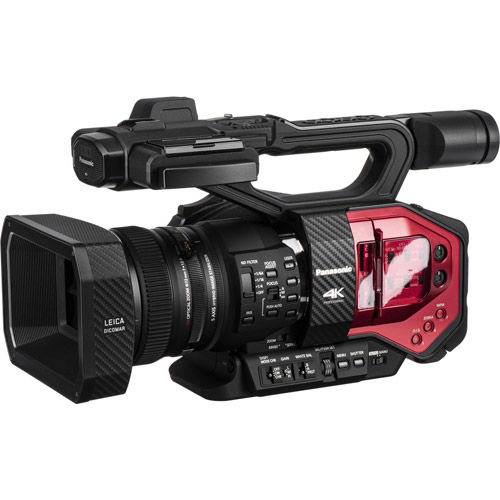 AGDVX200PJ8AG-DVX200 4K Camcorder with Single 4/3 MOS Sensor