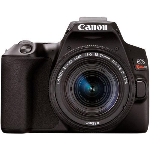 EOS REBEL SL3 w/18-55mm f/4-5.6 IS STM Lens - Black