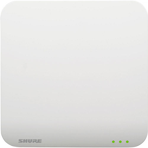 2 Channel Access Point Transceiver, Includes Paintable Cover and Wall/Ceiling Mounting Plate