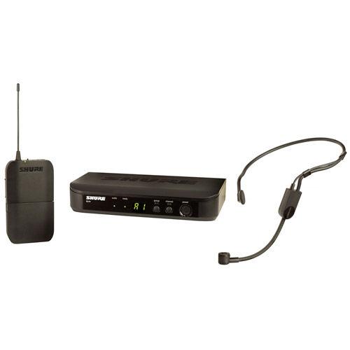 BLX14/P31-H9 Bodypack system with PGA31-TQG cardioid condenser headworn microphone/ ch 21-25