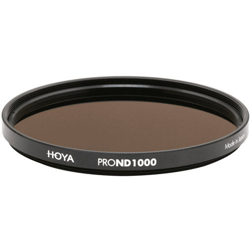 58mm Pro ND1000 - 10-STOP Neutral Density Filter