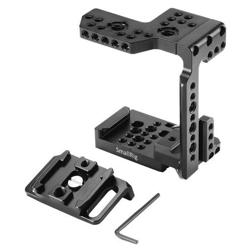QR Half Cage for Sony A7R III/A7 II/A7R I