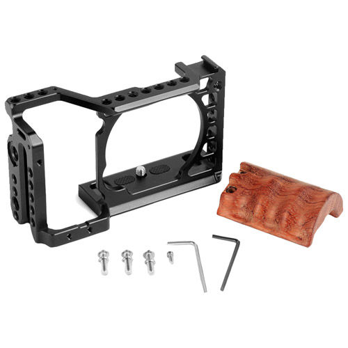 Camera Cage Kit for Sony A6500