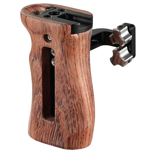 Wooden Universal Side Handle