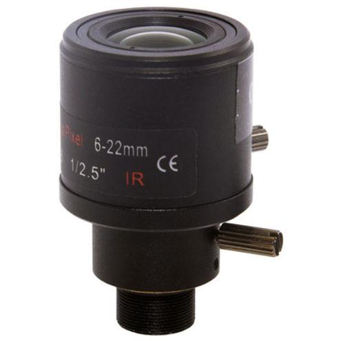 6~22mm 5MP Varifocal M12 Lens