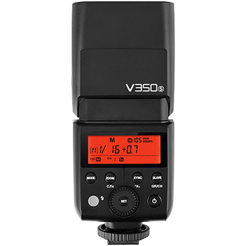 V350S Mini TTL Flash for Sony