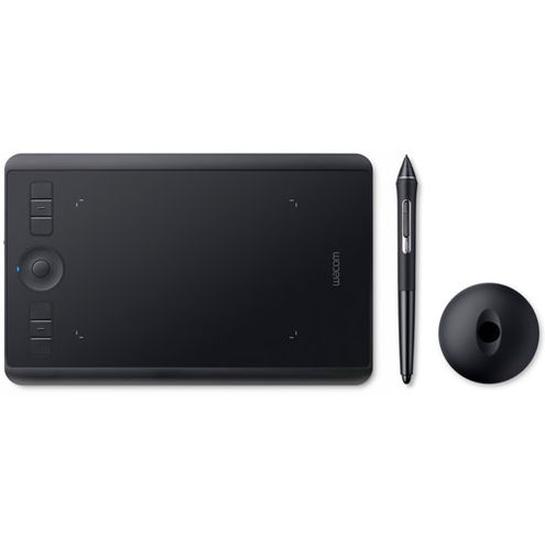 Intuos Pro Pen and Touch Tablet - Small