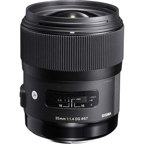 ART 35mm f/1.4 DG HSM Lens for L-Mount