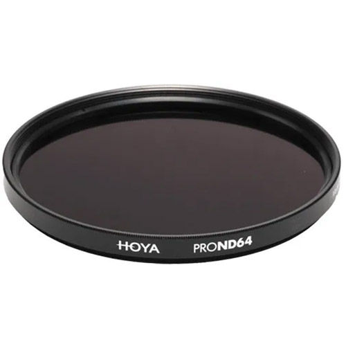 55mm PRO ND 64 Filter