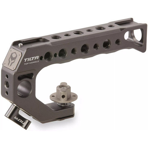 Quick Release Top Handle for BMPCC4K - Tilta Gray