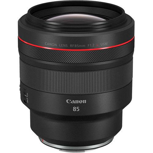 RF 85mm f1.2 L USM Lens
