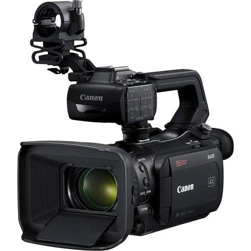 XA55 Professional UHD 4K Camcorder