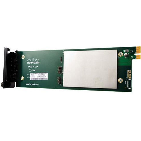 TRAX 1116 HEVC/AVC Decoder Card
