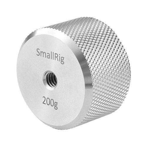 Counterweight (200g) for DJI Ronin S and Zhiyun Gimbal Stabilizer