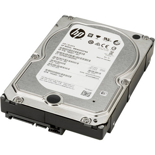 4TB 7200 rpm SATA Internal HDD