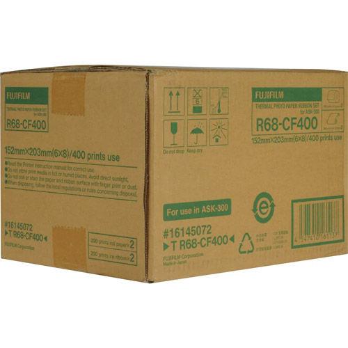 ASK300 /6X8 Media TR68-CF400 (400 Prints)