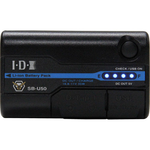 14.4 Li-ion Sony Replacement Battery D-Tap, USB 48