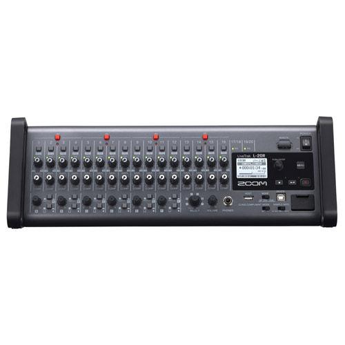 Livetrak L-20R Live Mixer Recorder