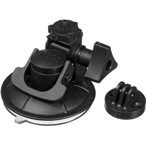Fat Gecko Stealth with GoPro Adapter
