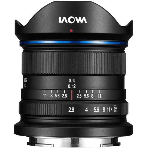 9mm f/2.8 Zero-D mFT Mount Manual Focus Lens