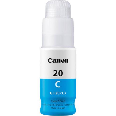 GI-20 Cyan Ink Bottle 70ml