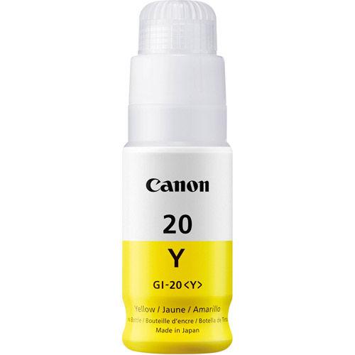 GI-20 Yellow Ink Bottle 70ml