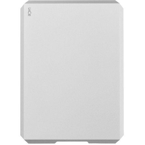 1TB USB 3.1 Type-C Mobile Drive (Moon Silver)