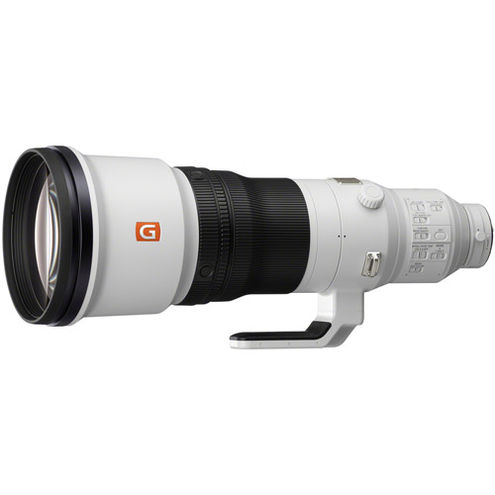 SEL FE 600mm f/4.0 GM OSS E-Mount Lens