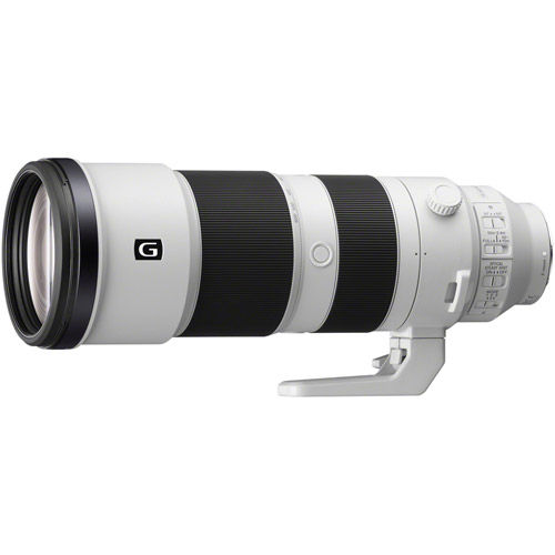 SEL FE 200-600mm f/5.6-6.3 GM OSS E-Mount Lens