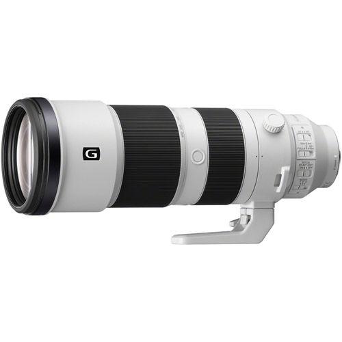 SEL FE 200-600mm f/5.6-6.3 G OSS E-Mount Lens