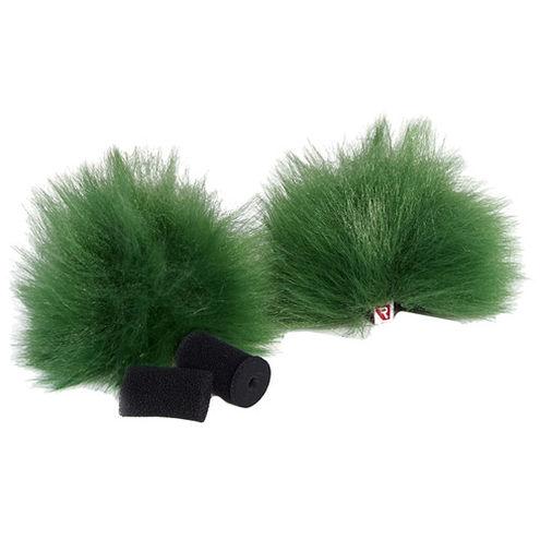 Green Lavalier Windjammer - pair
