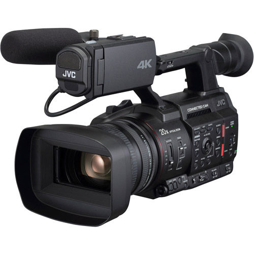 Sony PXWZ90V 4K Compact XDCAM Camcorder
